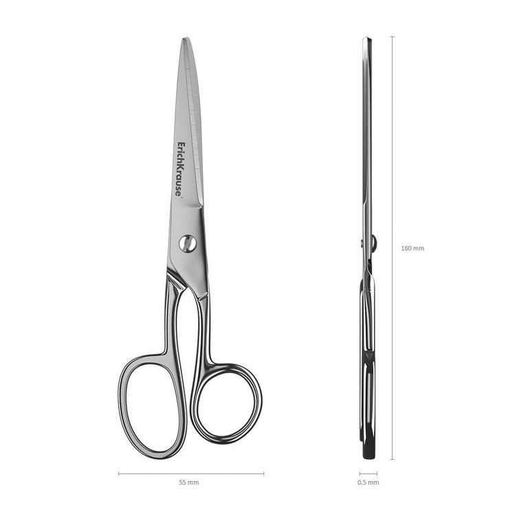 ErichKrause Ferro Scissors 16cm