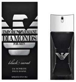 Туалетная вода Giorgio Armani Emporio Armani Diamonds Black Carat EDT, 50 мл