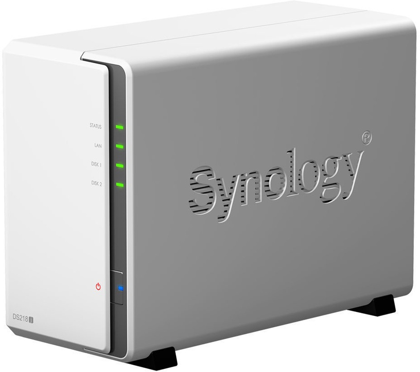 Synology DiskStation DS218j 2TB IronWolf