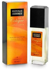 Odekolons Legrain Royale Ambree EDC, 100 ml