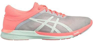 Asics Fuze X Rush T768N-9687 Midgrey Bay Flash Coral 39 1/2