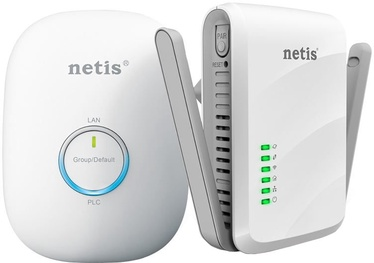 Netis PL7622 AV600 Wireless Powerline Adapter Kit