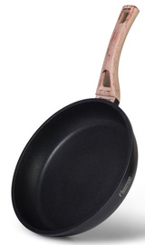 Fissman Black Pearl Frying Pan Black 24cm