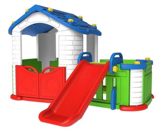 Mängumaja House With Slide RA57