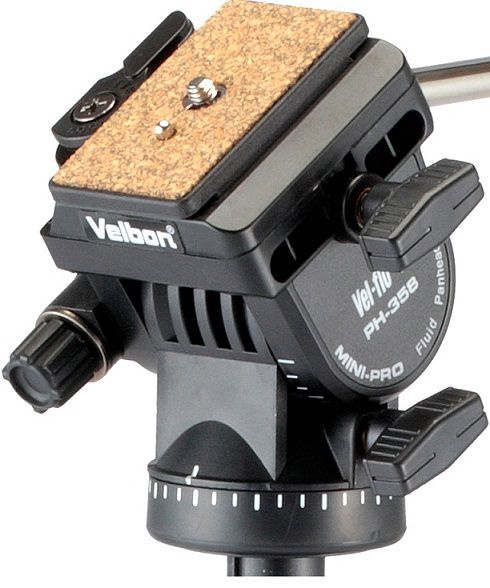 Velbon Videomate 538 Tripod