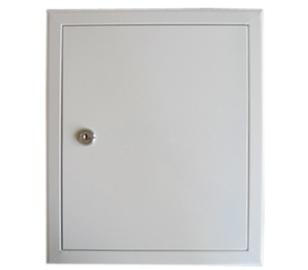 Revizinės durelės Glori ir Ko, 23.4x23.4 cm