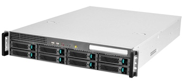 SilverStone Server Case RM208 2U
