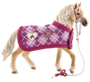 Rotaļlietu figūriņa Schleich Fashion Creation Set And Andalusian Horse 42431