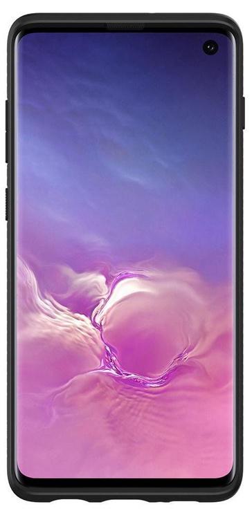 Spigen Liquid Air Super Elegant Back Ccase For Samsung Galaxy S10e Black