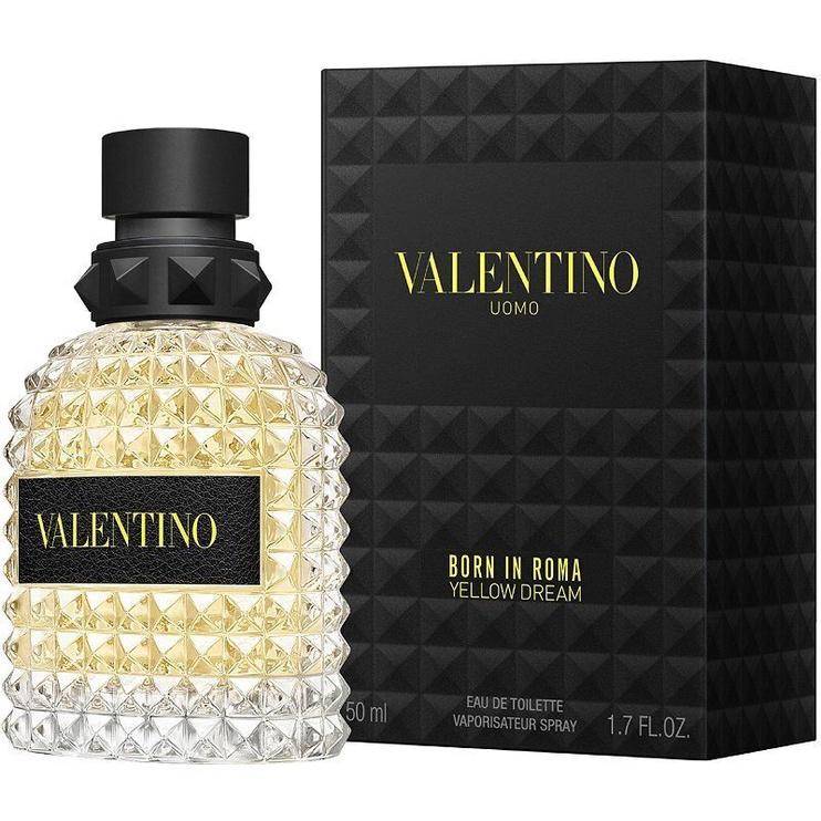 Tualetes ūdens Valentino Born In Roma Yellow Dream EDT, 50 ml