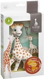Прорезыватель Vulli Sophie La Girafe Gift Box 516514, 2 шт.