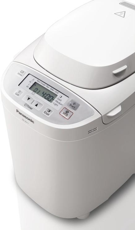Panasonic SD-2511WXE White