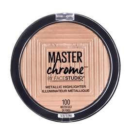 Maybelline New York Master Chrome Metallic 6.7g 100