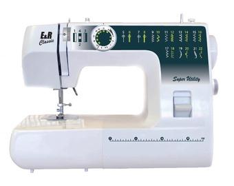 Siuvimo mašina E&R Classic SUB22
