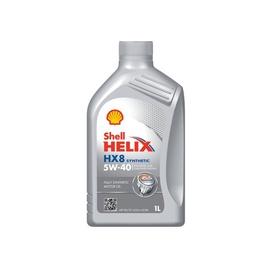 Automobilio variklio tepalas Shell Helix HX8 5W-40, 1 l