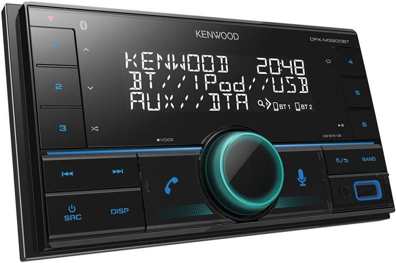Kenwood Car Radio DPX-M3200