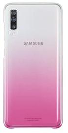 Samsung Gradation Back Case For Samsung Galaxy A70 Pink