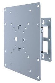 """Newstar FPMA-W115 Flat Screen Wall Mount 10-40"""" Silver"""