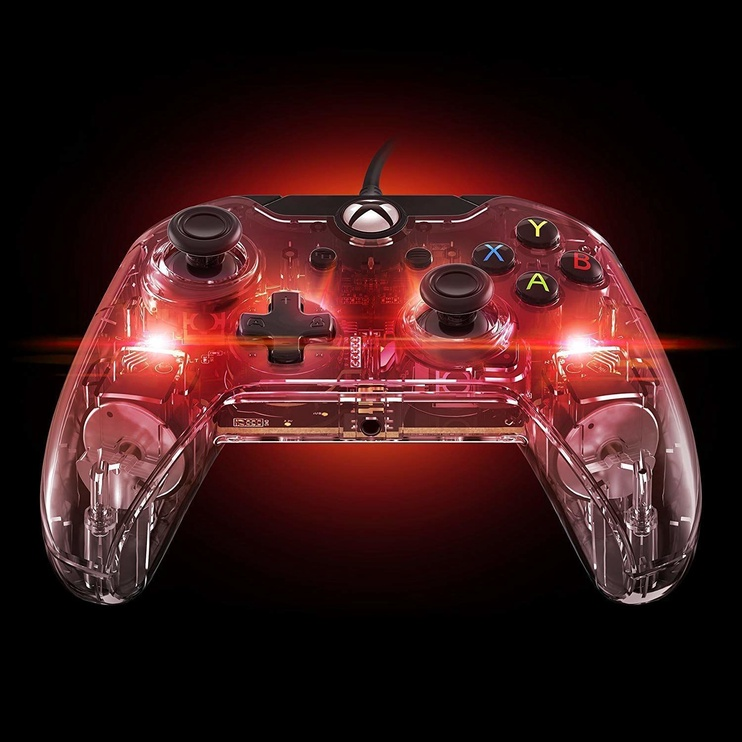 Pdp Afterglow Prismatic Wired Controller Multicolor