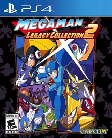 Игра для PlayStation 4 (PS4) Mega Man Legacy Collection 2 PS4