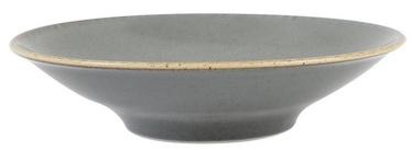 Porland Seasons Deep Plate D26cm Dark Grey