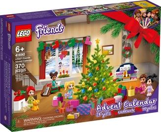 Конструктор Адвент календарь LEGO® Friends 41690, 370 шт.
