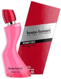 Kvepalai Bruno Banani Woman's Best 30ml EDT