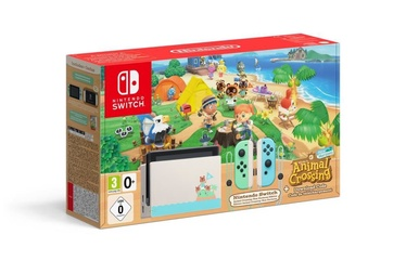 Nintendo Switch Limited Edition Animal Crossing: New Horizons Bundle