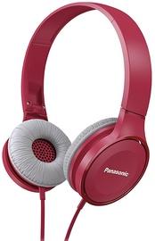 Ausinės Panasonic RP-HF100 Pink