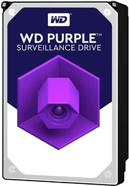 """Western Digital Purple Surveillance HDD 8TB 5400RPM 256MB SATAIII 3.5"""" WD81PURZ"""