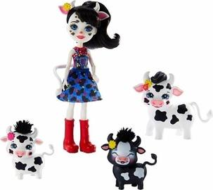 Кукла Mattel Enchantimals Cambrie Cow GJX44