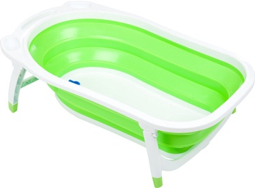 Fillikid Baby Bath Complete White/Green
