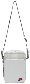 Nike Heritage Printed Cross-Body Bag BA5899 030 Light Grey