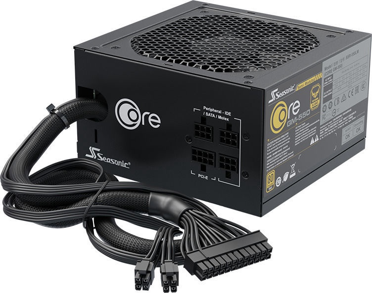Seasonic Core GM PSU 500W