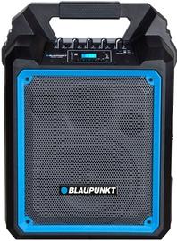 Juhtmevaba kõlar Blaupunkt MB06 Black/Blue, 500 W