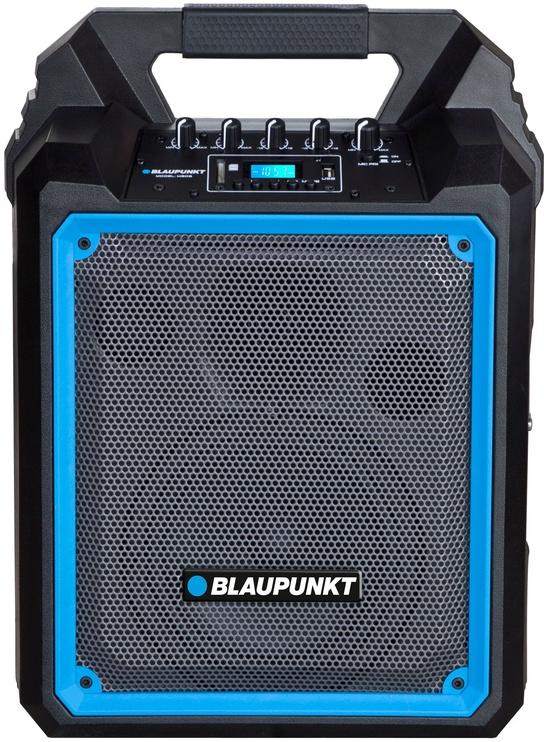 Belaidė kolonėlė Blaupunkt MB06 Black/Blue, 500 W
