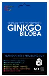 BeautyFace Intelligent Skin Therapy Rejuvenating & Rebuilding Compress Mask Ginkgo Biloba 1pc