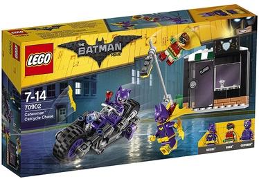 LEGO Batman Catwoman Catcycle Chase 70902