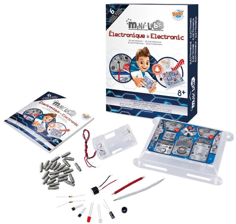 Buki France Mini Lab Electronic