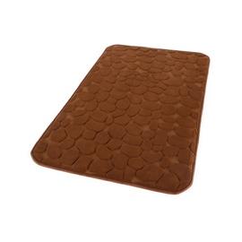 Vonios kilimėlis Domoletti ma3204g, rudas, 50 x 80 cm