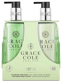 Grace Cole Ginger Hand Care Duo 300ml Grapefruit, Lime & Mint