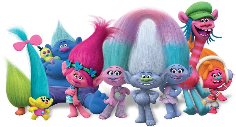 DreamWorks Trolls Dress Up Set