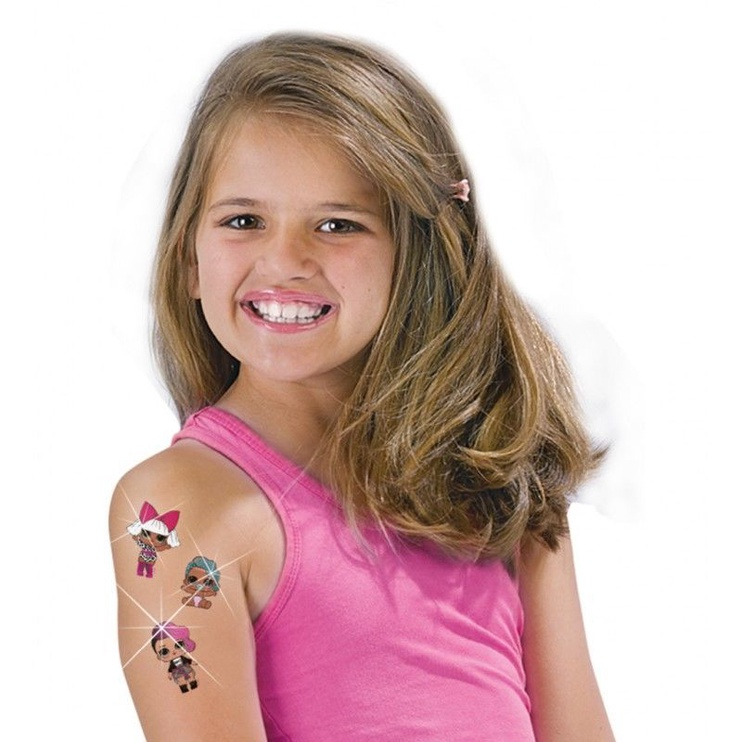 SES Creative LOL Surprise Tattoos Metallic 14192