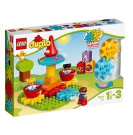 Konstruktorius LEGO Duplo, Mano pirmoji karuselė 10845