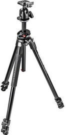 Manfrotto Dual Aluminum Tripod With Ball Head