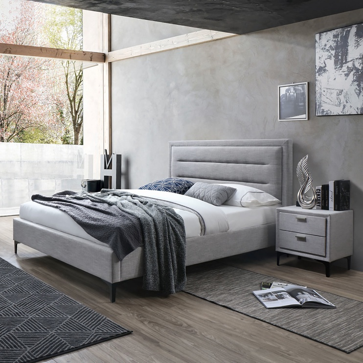 Home4you Celine Bed w/ Mattress Harmony Delux
