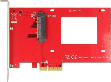 Delock PCIE to U.2 NVME SFF-8639