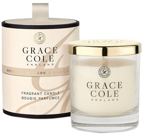 Grace Cole Fragrant Candle 200g Nectarine Blossom & Grapefruit