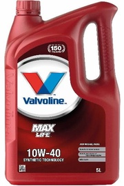 Valvoline MaxLife Diesel 10w40 Engine Oil 5L