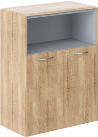 Skyland Office Cabinet With Lock DHC 85.3 Sonoma Oak 892х470х1185